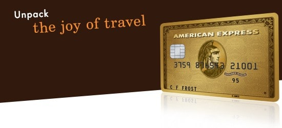 Amex Gold Card Review UK