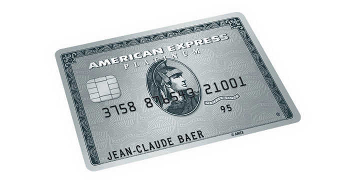 Platinum American Express Card