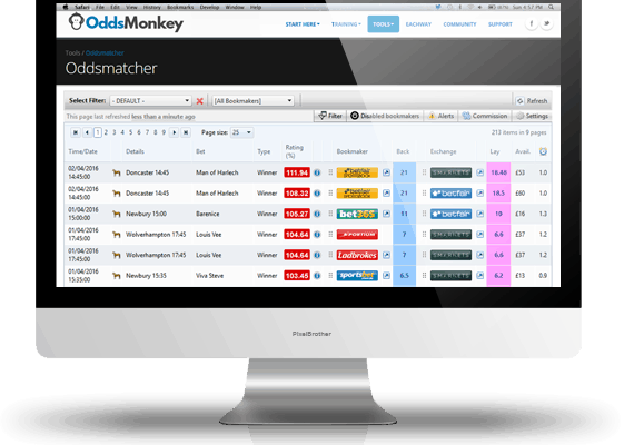 Best Matched Betting Software
