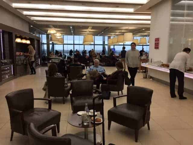 T5 Galleries Lounge North