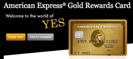 Redeem Avios Points for Amex Gold