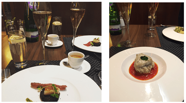 BA First Class Review 777