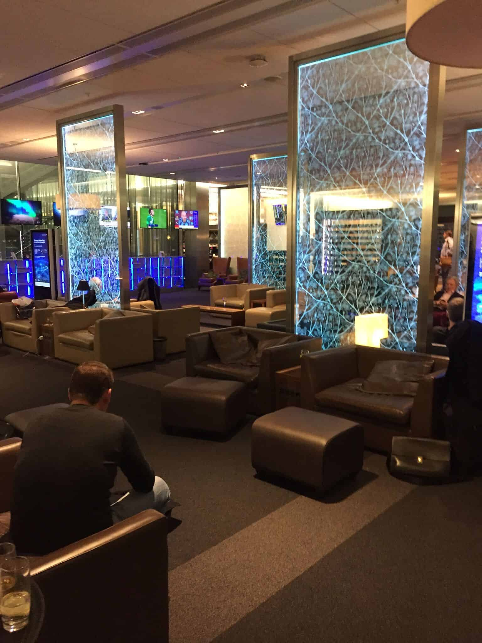 British Airways Terminal 5 Lounge