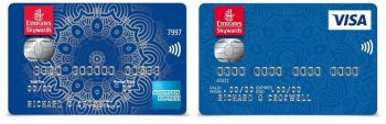 Emirates Credit Card