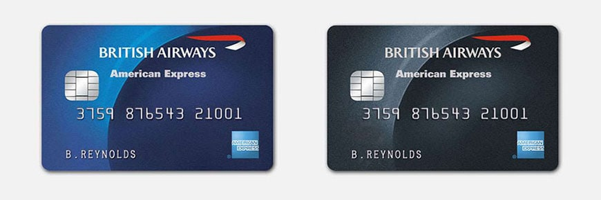 british airways premium plus credit card