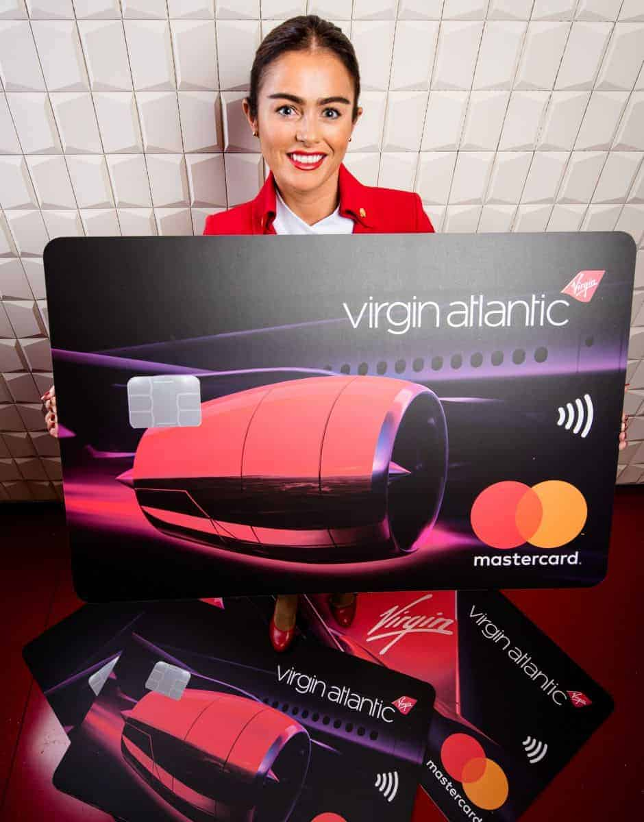 Virgin Atlantic Reward Mastercard