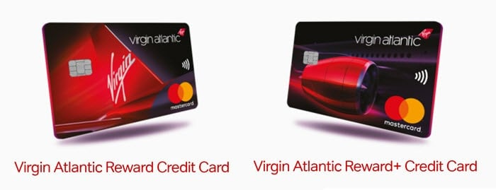 MBNA Virgin Credit Card