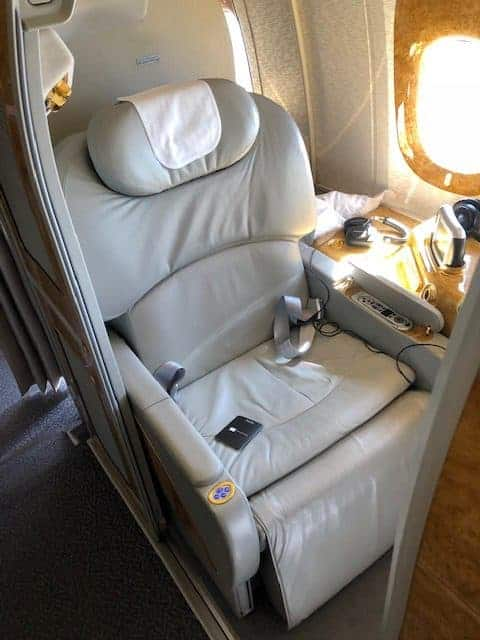 Emirates First Class Price