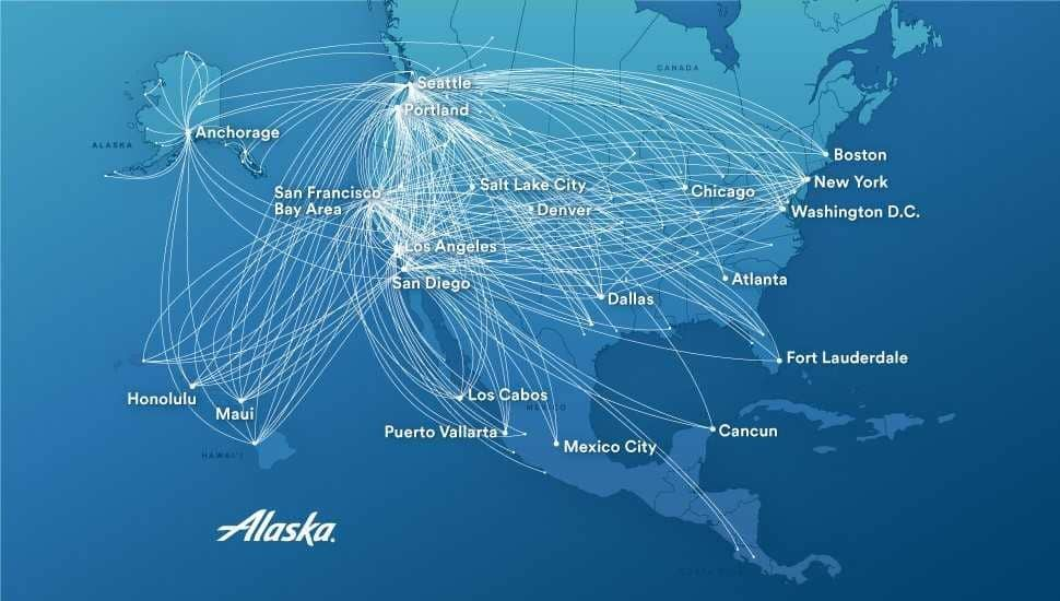 Transfer Avios Points to Alaska Airlines