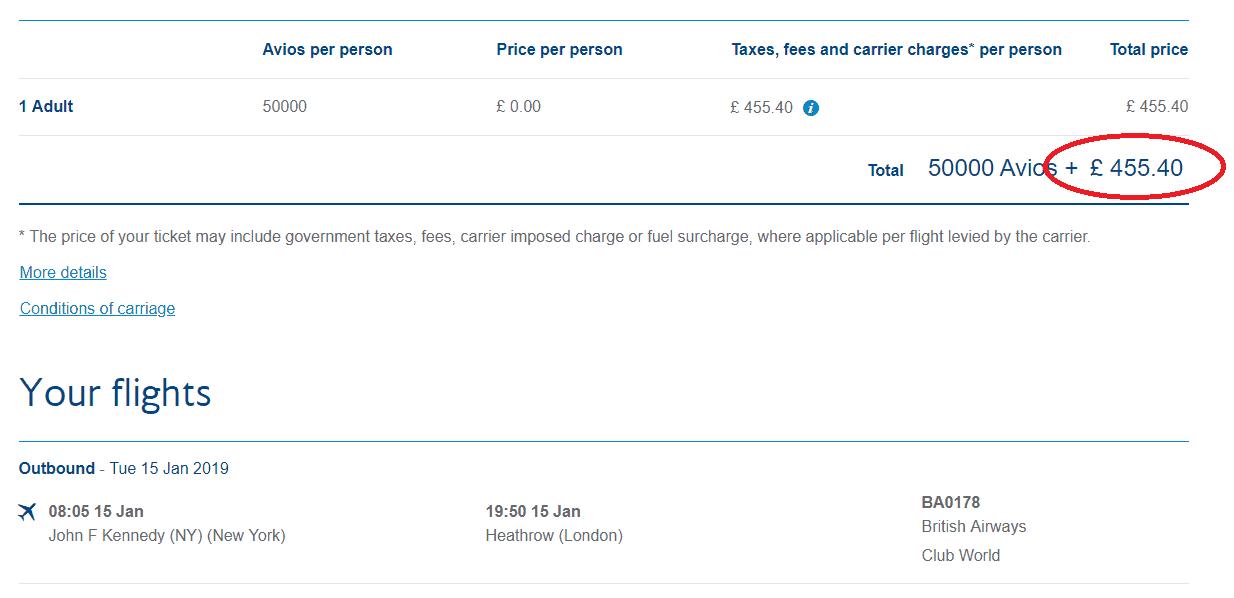 Aadvantage Credit Card UK