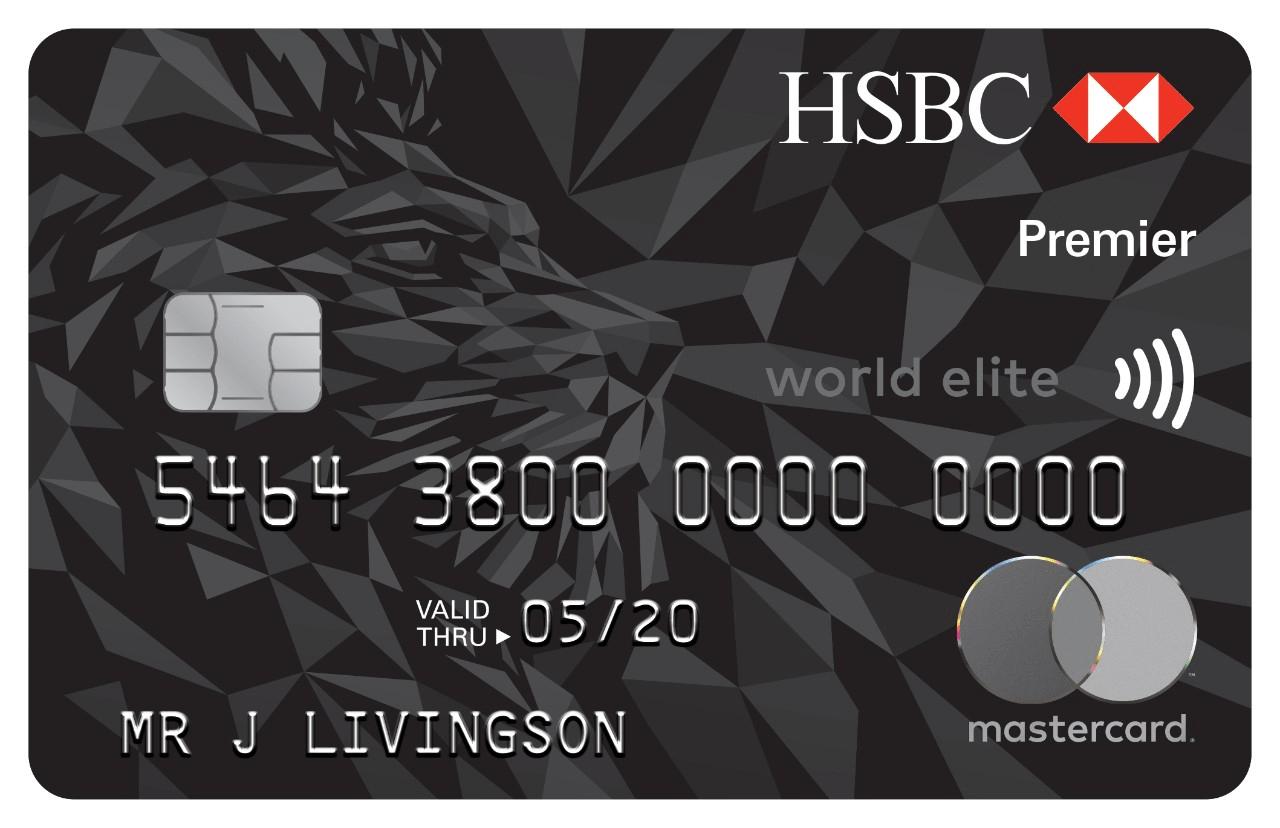 HSBC Premier Rewards
