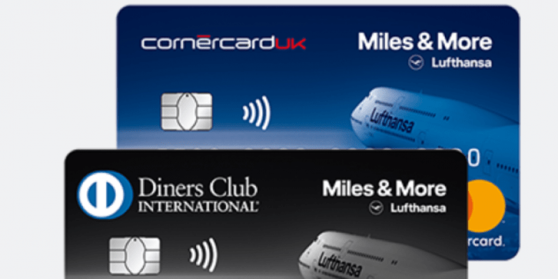 Miles and More Credit Card UK