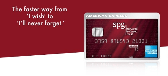 Starwood Amex Card Review