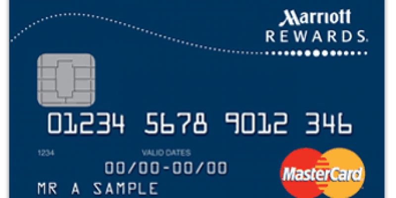 Marriott Credit Card UK