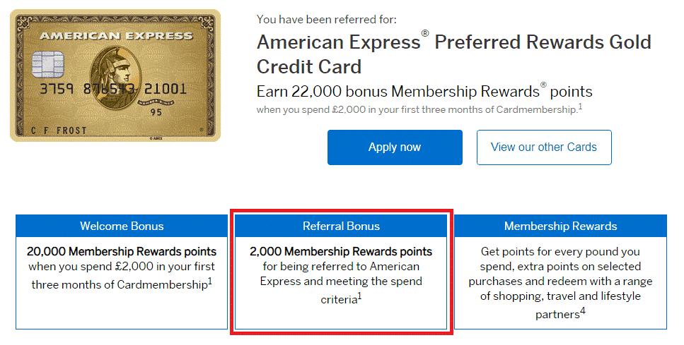 Rewards Credit Cards UK