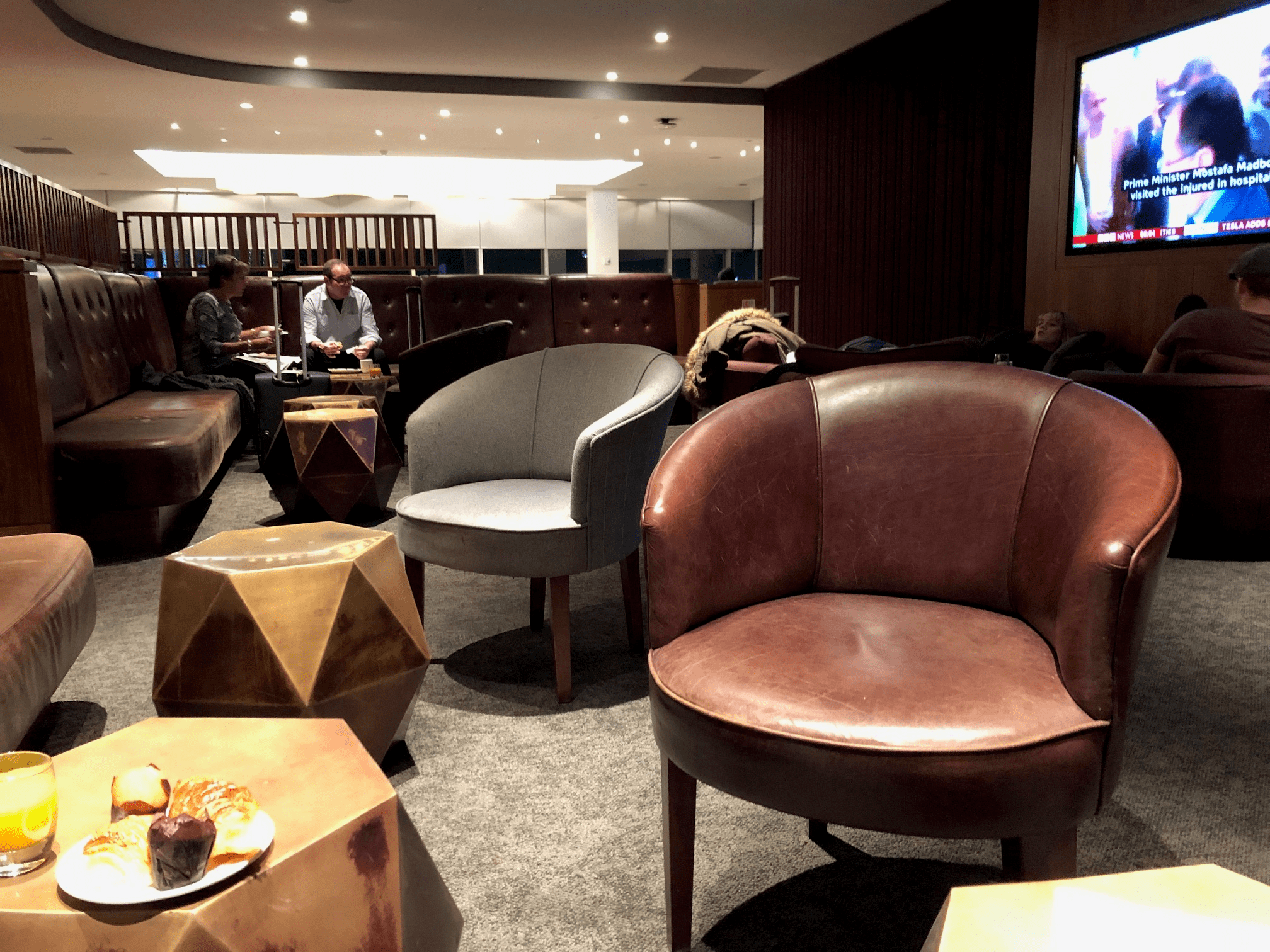 Number one lounge gatwick