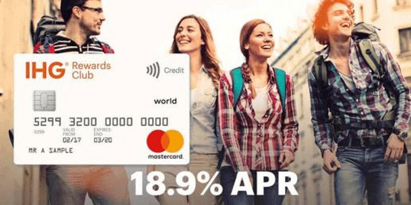 IHG Credit Card