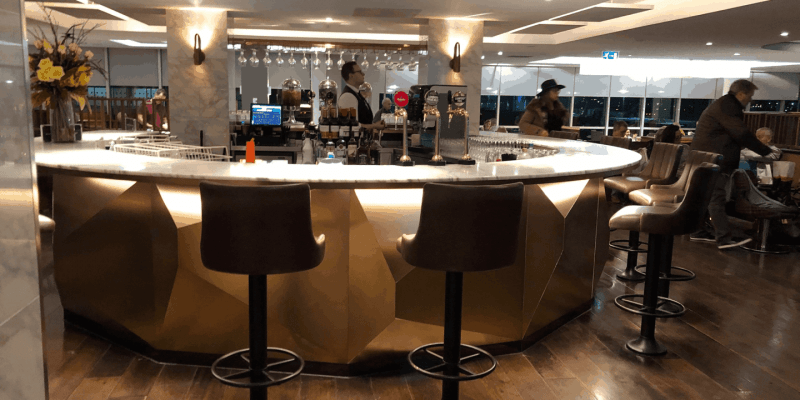 No 1 Lounge Gatwick North