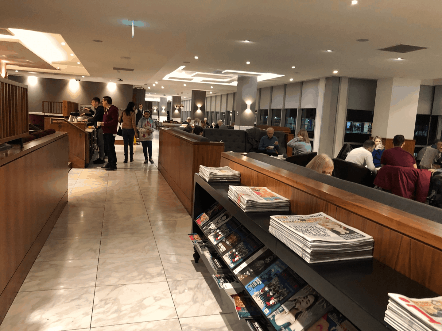 No 1 Lounge Gatwick North Terminal