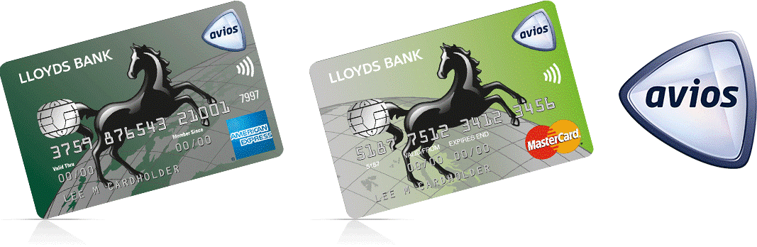 Lloyds Avios Credit Card