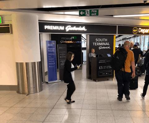 Gatwick Premium Security