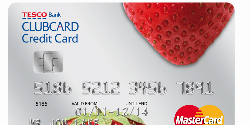 Tesco Clubcard Credit Card