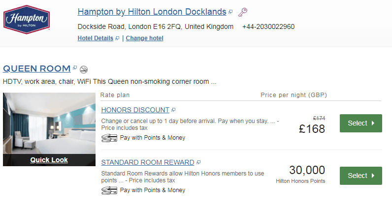 Hilton Credit Card UK – The Rise and Fall of the Hilton