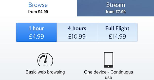 Do british airways have wifi