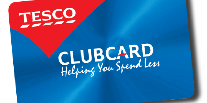 Tesco Clubcard flights