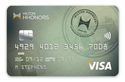 Hilton Honors Credit Card UK