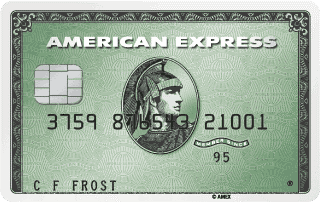 American Express Green Card UK