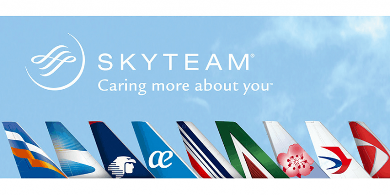 Skyteam Card