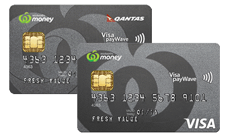Woolsworths Qantas Credit Card