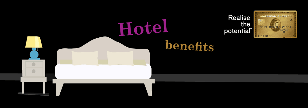 Use points for hotel stays