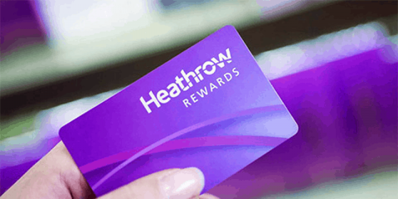 Where can I spend my heathrow rewards