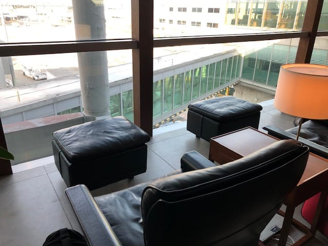 Cathay Pacific Heathrow Lounge