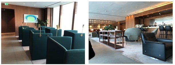 Cathay Pacific Lounge Day Pass