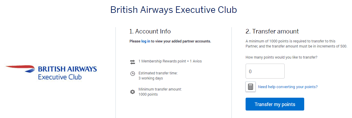 Do British Airways Avios expire