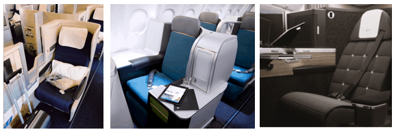 Aer Lingus Business compared to British Airways