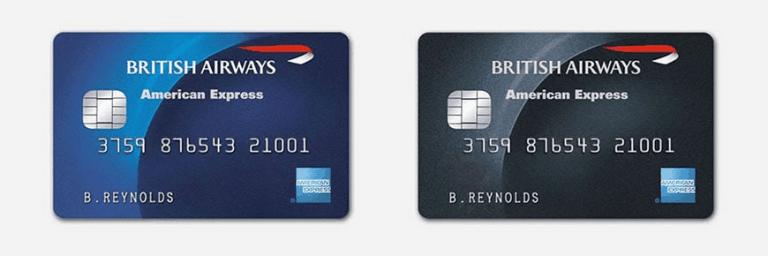 British Airways Cards