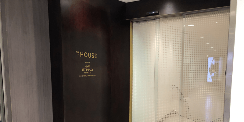 No 1 lounge heathrow terminal 4